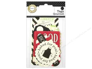 Canvas Corp Printed Tags Gourmet