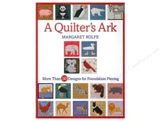 Clearance Books: That Patchwork Place A Quilter's Ark Book by Margaret Rolfe