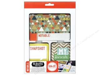 Cards: We R Memory Cards Albums Made Easy Journal Notable