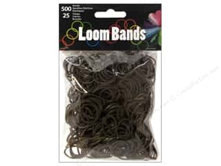 Best of 2013 Midwest Design Loom Bands: Midwest Design Loom Band Coffee 525pc