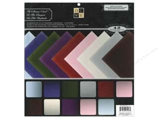 cardstock sale: Die Cuts With A View 12 x 12 in. Cardstock Mat Stack Shimmer