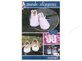 Mckay Manor Musers Suede Slippers Child Size Pattern