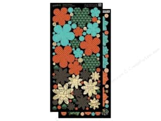 Cardstock Sale: Graphic 45 Cardstock Shapes Couture Flowers