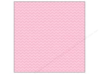 Clearance Doodlebug Glitter: Doodlebug Paper 12 x 12 in. Sweetheart Chevron Cupcake (25 sheets)
