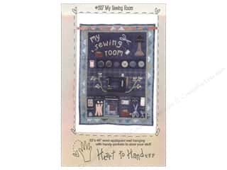 Wool Felt & Felting Patterns: Heart To Hand My Sewing Room Pattern