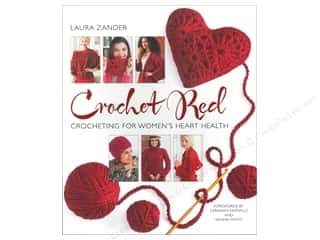crochet books: Sixth & Spring Crochet Red Book