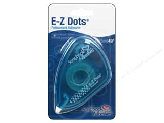 tape runner: 3L Scrapbook Adhesives E-Z Dots 49 ft. Permanent