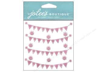 Jolee's Boutique Stickers Baby Girl Banner Repeat