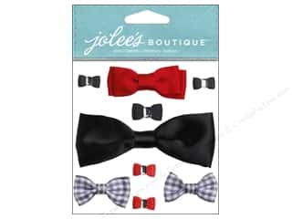 stickers: Jolee's Boutique Embellishments Bowties