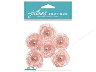 Spring Stickers: Jolee's Boutique Stickers Pink Small Florals