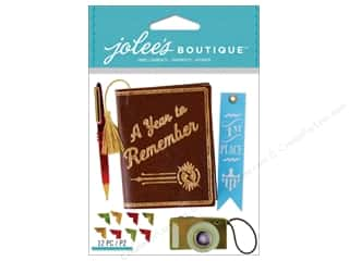 Jolee's Boutique Stickers Yearbook