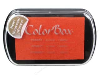 ColorBox: ColorBox Pigment Inkpad Full Size Caliente