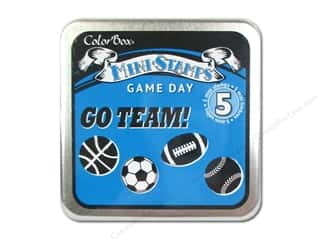 ColorBox: ColorBox Stamp Mini Game Day
