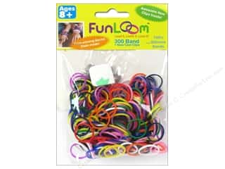 FunLoom Silicone Bands 300 pc. Variety Pack