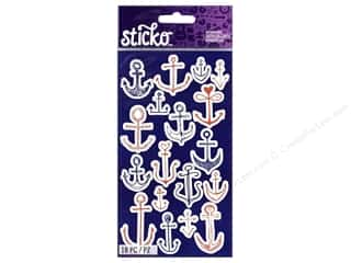 scrapbooking & paper crafts: EK Sticko Stickers Doodle Anchors