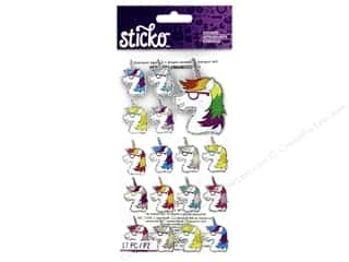 EK Sticko Stickers Sweet Unicorn