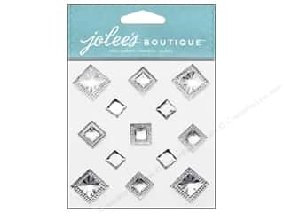 scrapbooking & paper crafts: Jolee's Boutique Stickers Pyramid Gem Diamond