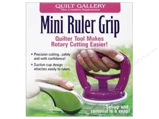 Quilt Gallery Grippers: Quilt Gallery Ruler Grip Mini