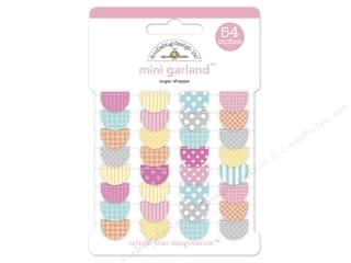 die cutting machines: Doodlebug Embellishment Sugar Shoppe Mini Garland