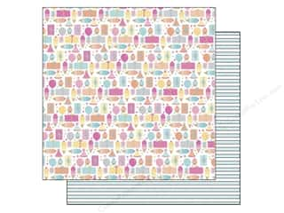 Doodlebug 12 x 12 in. Paper Sugar Shoppe Birthday Girl (25 sheets)