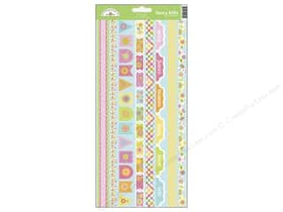 Spring Stickers: Doodlebug Stickers Springtime Fancy Frills