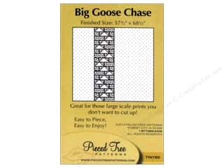 Pieceful Designs: Pieced Tree Tiny Big Goose Chase Pattern