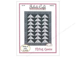 books & patterns: Fabric Cafe Flying Geese 3 Yard Quilt Pattern