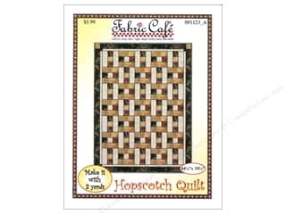 Quilt Pattern: Fabric Cafe Hopscotch 3 Yard Quilt Pattern