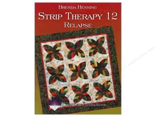 Bear Paw Productions Strip Therapy 12 Relapse Book by Brenda Henning