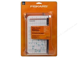 Fiskars Card Making Bypass Paper Trimmer 9 in.