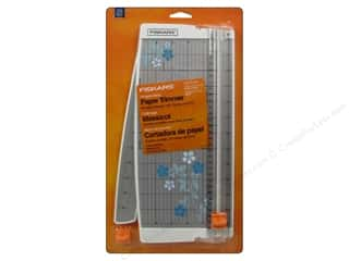 paper trimmer: Fiskars Portable Scrapbooking Paper Trimmer 12 in.