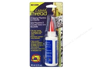 glues, adhesives & tapes: Beacon Liquid Thread Glue 2 oz.