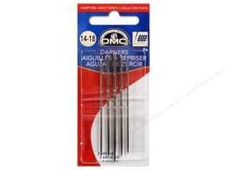 darning needle: DMC Yarn Darners Needles Size 14/18 (3 packages)