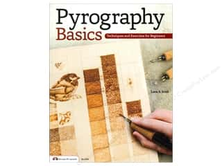 books & patterns: Design Originals Pyrography Basics Book