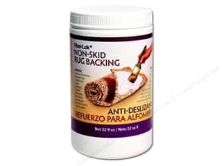 glues, adhesives & tapes: Fiber-Lok Rug Backing 32 oz.