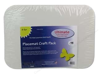weekly special boxe edge: Bosal Ultimate 13 x 18 in. Placemat 4 pc.