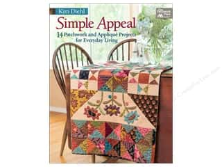 Weekly Specials That Patchwork Place Books: That Patchwork Place Simple Appeal Book by Kim Diehl