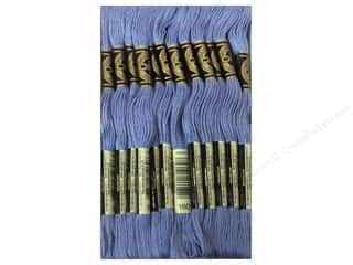 DMC Six-Strand Embroidery Floss #160 Medium Grey Blue