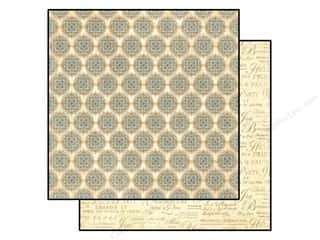 Stock Up Sale Cardstock: Graphic 45 12 x 12 in. Paper Botanical Tea Herbal Infusion (25 sheets)