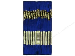 sewing & quilting: DMC Six-Strand Embroidery Floss #820 Very Dark Royal Blue (12 skeins)
