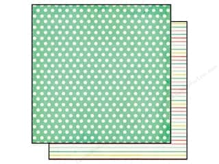Spring Printed Cardstock: Simple Stories Paper 12 x 12 in. Fresh Air Green Grass (25 sheets)