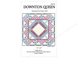 books & patterns: QuiltWoman.com Downtown Queen Pattern