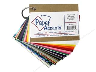 Paper Accents Adhesive Vinyl Swatch