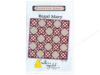 books & patterns: Needle In A Hayes Stack Downton Abbey Regal Mary Pattern