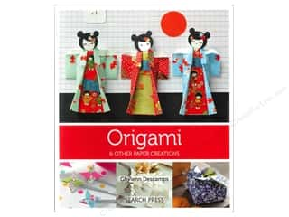 books & patterns: Search Press Origami & Other Paper Creations Book