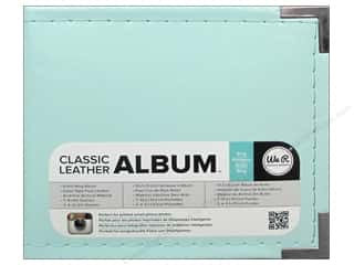 We R Memory Instagram: We R Memory Keepers Instagram Album 4 x 4 in. Classic Leather Mint