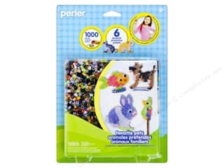 Perler Fused Bead Kit Favorite Pets 1000pc