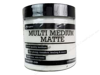 craft & hobbies: Ranger Multi Medium Matte 4 oz.