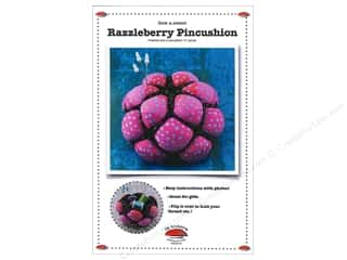 La Todera Razzleberry Pincushion Pattern