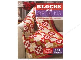 Annie's Blocks With Options Book